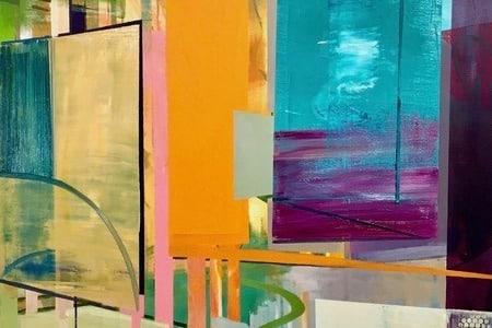 Slate-Art-Painting