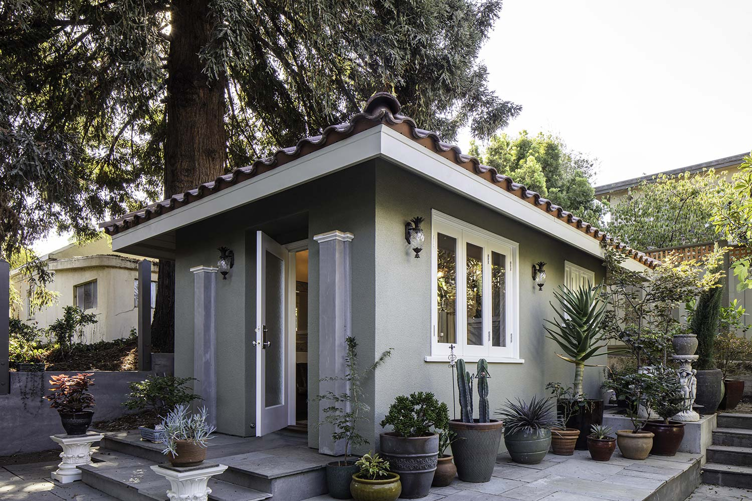 Shelter in Place with Accessory Dwelling Units