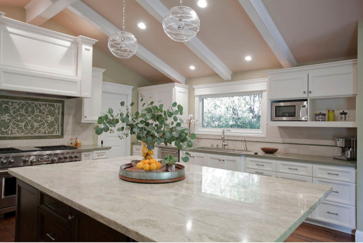 Great Room Remodel designed by Judy Dinkle via Houzz